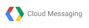 Google Cloud Messaging (GCM) logo