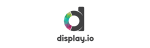 display.io logo
