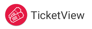 TicketView logo