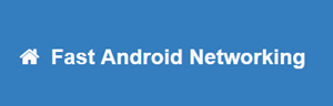 Fast Android Networking logo