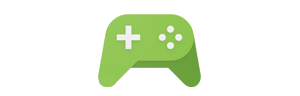 Google Play Games Services logo