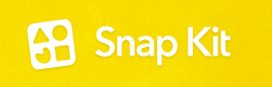 Snap Bitmoji Kit logo