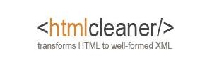 htmlcleaner logo