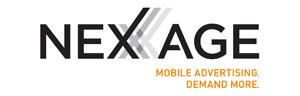 Nexage logo
