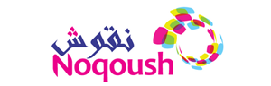 Noqoush AdFalcon logo