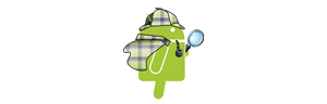 Actionbar Sherlock logo