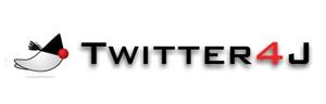 Twitter4j logo